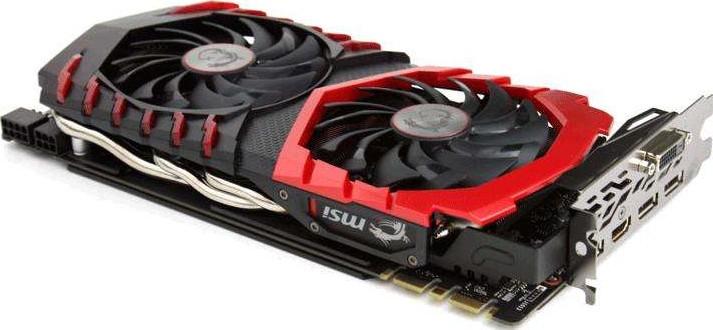 MSI GeForce GTX 1060 Gaming X Plus 9 Gbps GDDR5 6 GB DirectX 12 VR Ready  192 bit PCI Express x16 3 0