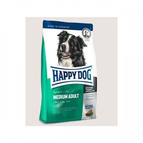 happy dog supreme fit well medium adult 12 5 kg buy. Black Bedroom Furniture Sets. Home Design Ideas