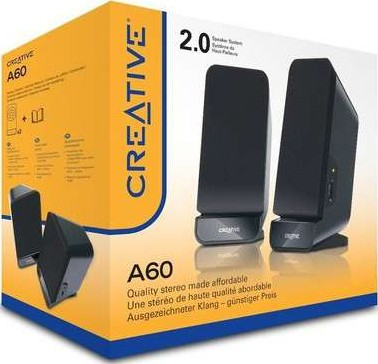 CREATIVE A60 SPEAKERS TREIBER