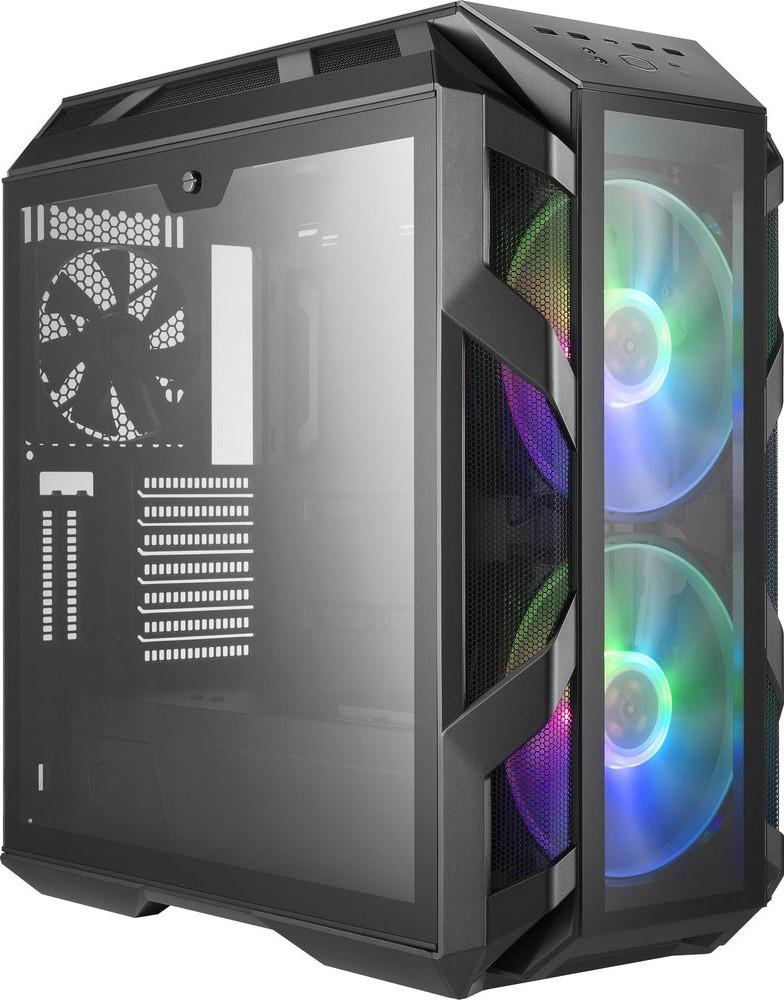 Cooler Master Mastercase H500m Four Tempered Glass Panels