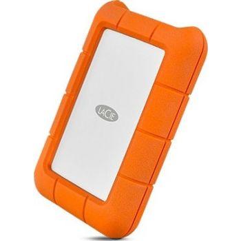 LaCie 5TB Rugged USB-C & USB3.0 | STFR5000800