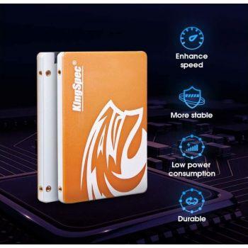 KingSpec 256GB SSD 2.5 Inch Internal Solid State Drive, SATA3 Hard Drive   P3-256