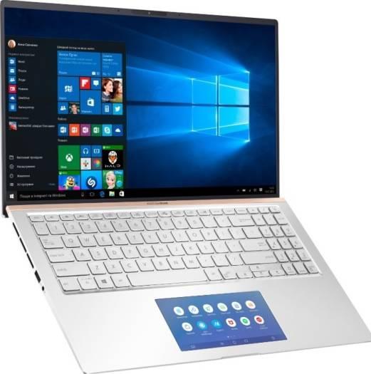 """ASUS Zenbook, Core i7-10510U 1.8 GHZ, 16GB RAM, 1TB SSD, 2.0""""SCREEN PAD, 15.6"""" FHD, 4GB GTX1650MQ, Windows 10   UX534 FTC-A8103T"""