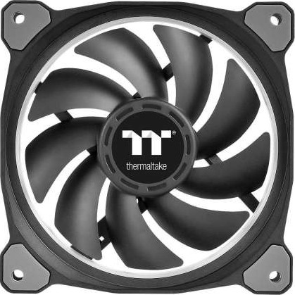 Thermaltake Riing Plus 12 RGB Tt Premium Edition 120mm Software Enabled  Case Radiator Fan Triple Pa