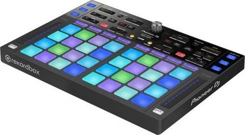 "Pioneer DDJ-XP1 DJ Sub Controller, 3"" Display 