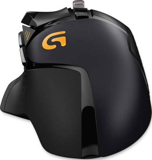 Logitech G502 Proteus Spectrum RGB Tunable Gaming Mouse, FPS Mouse | 910-004618 / 910-004617