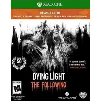 WB Games Xbox One Dying Light Enhanced Edition