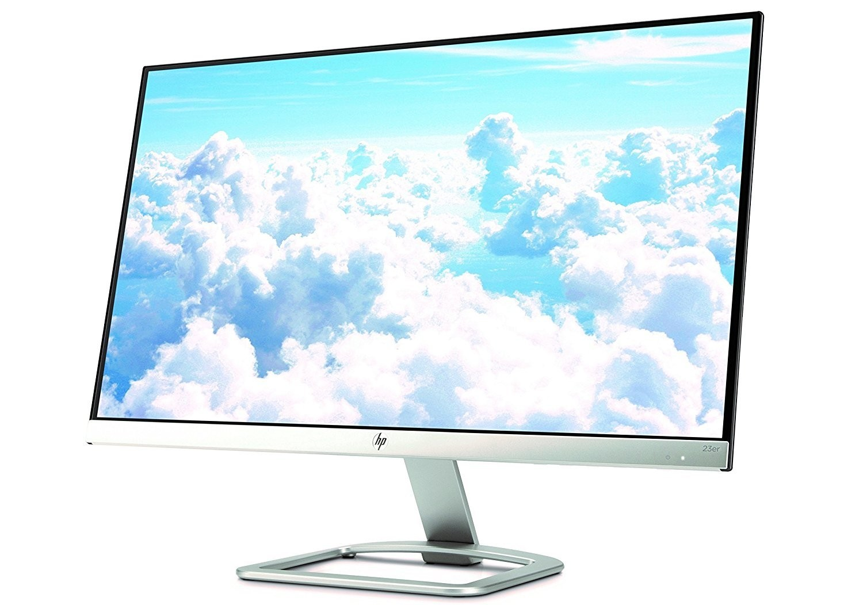 HP 23er 23 inch Full HD Monitor, 1920 X 1080 Resolution, IPS LED Panel  Backlit , Zero Bezel, HDMI