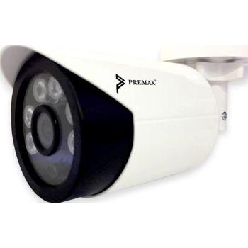 Premax 3.6 mm Fixed Lens 1.3 MP AHD Bullet Camera   PM-BCC85