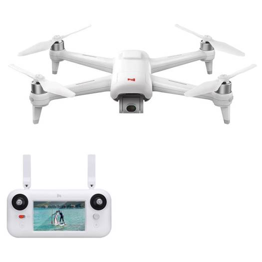 Xiaomi FIMI A3 1080P 5.8G GPS 1KM FPV RC Drone with 2-Axis Gimbal RTF - White, Flight time:25mins, Aperture:f2.0 | FIMIA3