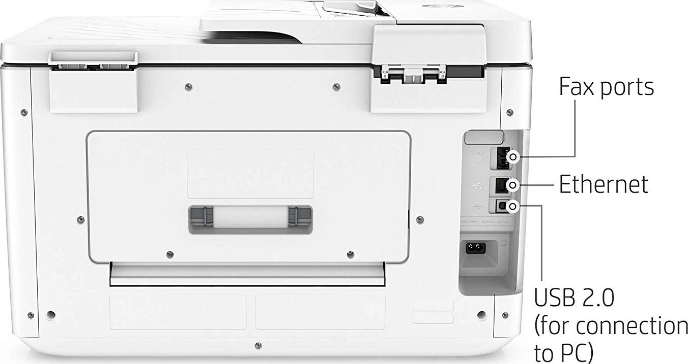 HP OfficeJet Pro 7740 Wide Format A3 All in One Printer with Wireless  Mobile Printing, HP Instant
