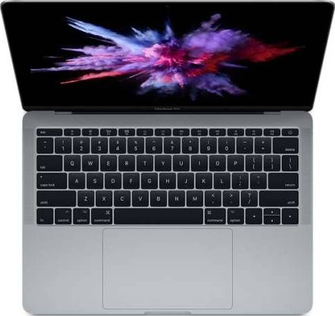 Apple MacBook Pro 13-Inch ( Intel Core i5 7th Gen 2.3GHz, 8GB, 256GB SSD, Space Gray, English KB with FaceTime) | MPXT2