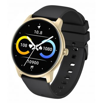 Wiwu SW03 Sports Smart Watch - Golden   SW03GD