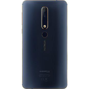 Nokia 6 (2018) Dual SIM 32GB 4G LTE - Blue/Gold | N14636178A