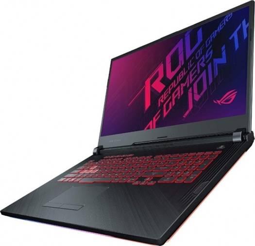 ASUS ROG-STRIX G731GT G - Gaming Laptop, Core i7 9750H 2.6 GHZ, 16GB RAM, 1TB and 256GB SSD Hybrid (HDD+SSD), 17.3 FHD Screen, Nvidia GeForce GTX 1650, Windows 10 | G731GT-AU058T