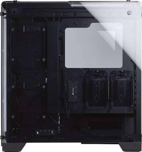 Corsair Crystal Series 570X RGB - Tempered Glass, Premium ATX Mid-Tower Case (Black) | CC-9011098-WW