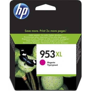 HP 953XL Magenta High Yield  Original Ink Cartridge   F6U17AE