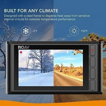 Anker Roav C2 Pro Dash Camera - Black