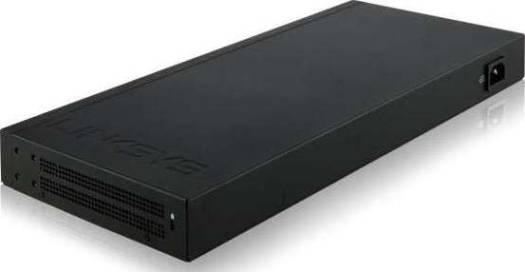 LINKSYS SWITCH LGS528 28-Port Managed Gigabit Switch