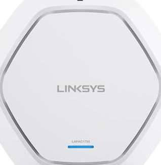 LINKSYS LAPAC1750 AC1750 Dual Band Access Point - LAPAC1750