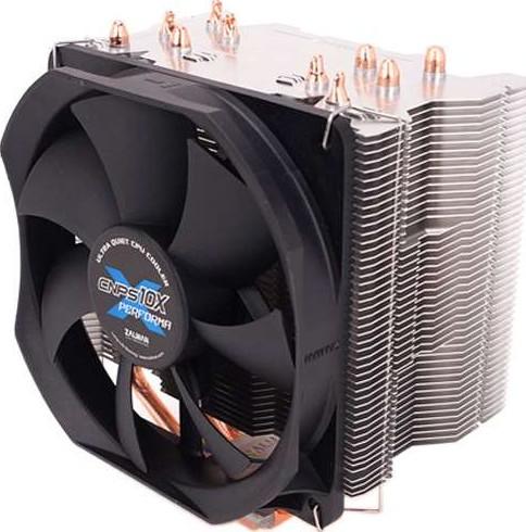 Zalman Cnps10x Performa Ultra Quiet Cpu Cooler Cnps10x