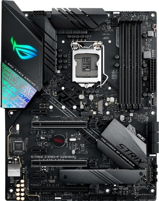 ASUS ROG Strix Z390-F Gaming LGA1151 (Intel 8th And 9th Gen) DDR4 Intel  Z390 M 2 6Gb/s SATA ATX Intel Motherboard | 90MB0YG0-M0EAY0