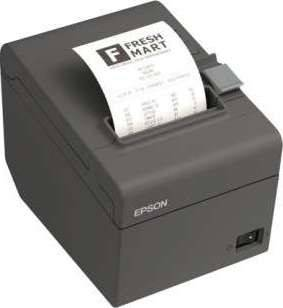 Epson TM-T20II POS Receipt Printer - Ethernet