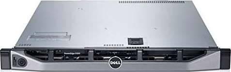 Dell Power Edge Rack Server  (16 GB Dual Rank RAM, 2x 300GB SAS 15k 2.5 inches)