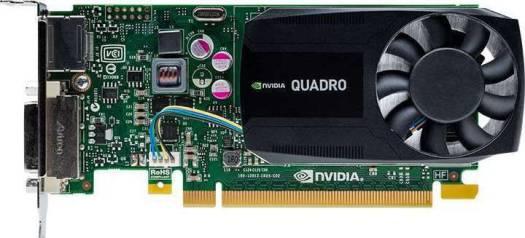 PNY Quadro K620 VCQK620-PB 2 GB GDDR3 128-bit, PCI Express 2.0 x16, Workstation Video Card, Built in Display Port & DVI port, With DP to DVI-I Converter & Dual Link Adapter | VCQK620-PB