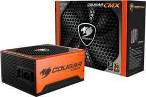 Cougar 1200w Watt 80 Plus Bronze Certified Flexible Cable