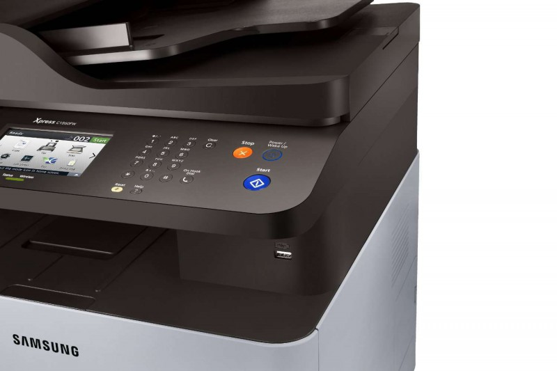 Samsung SL-C1860FW MFP Printer/Scanner Drivers Download