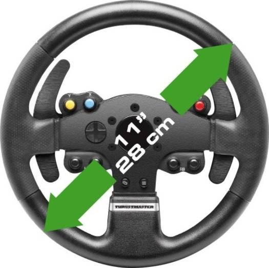 Thrustmaster TMX PRO Racing Wheel for XOne & PC, Realistic Force Feedback effects | TMX-PRO-FORCE-FEEDBACK