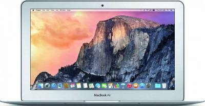 Apple MacBook Air - Intel Core i5 1.6GHz, 128GB SSD, 11.6 inch, 4GB, Yosemite (MJVM2LL/A)