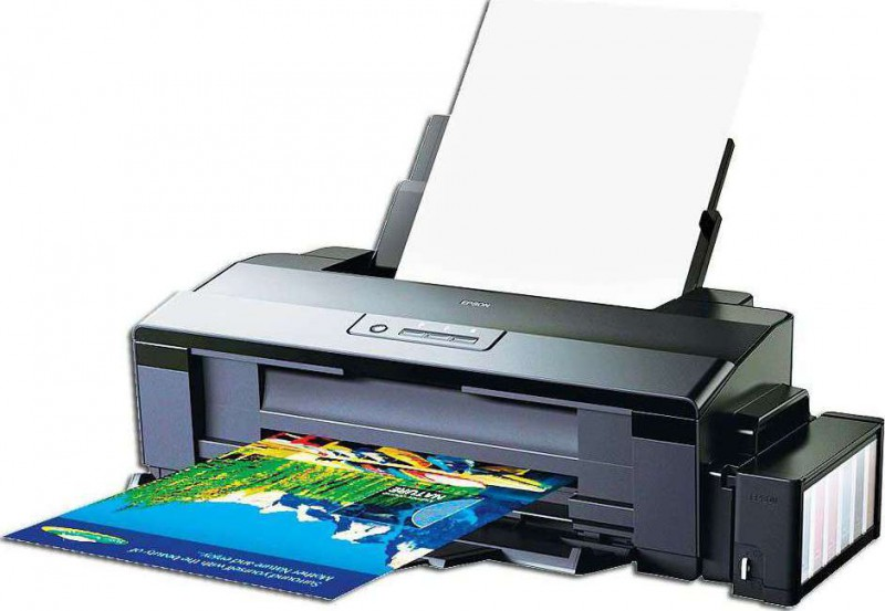 EPSON L1800 BORDERLESS A3+ PHOTO PRINTER with Ink Tank System C11CD82403DAT