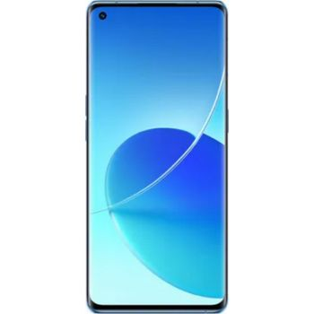 Oppo Reno 6 Pro 5G Dual SIM Mobile Phone, 12GB RAM 256GB - Middle East Version -  Arctic Blue   RENOPROBLUE