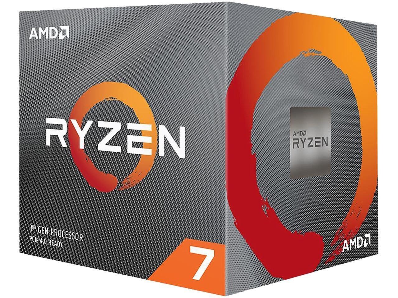 Amd Ryzen 7 3rd Gen 3800x 3 9 Ghz 8 Core Am4 Socket Am4
