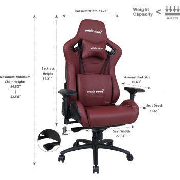 Anda Seat Kaiser Series Premium Gaming Chair Frog seat ...