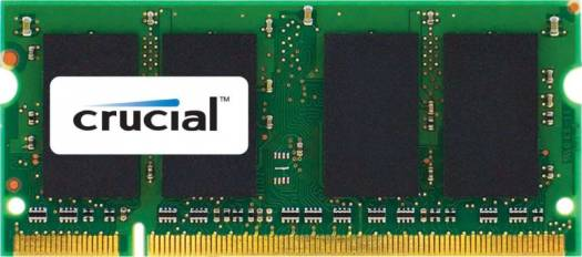 Crucial 4GB DDR3 PC3-8500 1066 MHz for MAC or Windows Laptop | CT4G3S1067M