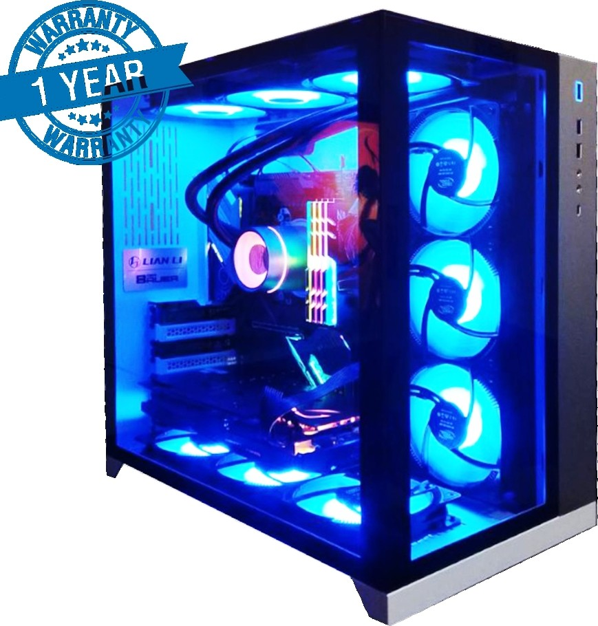 Ultra High Gaming Pc 4k I7 10700k Oc Liquid Cooled Rtx 2080 Ti Oc 32 Gb