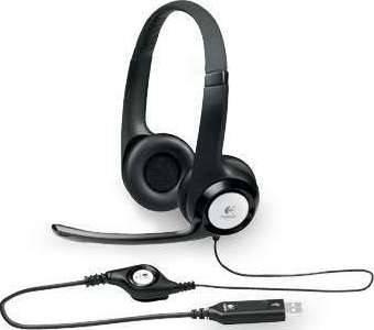 LOGITECH USB Headset H390 | 981-000406