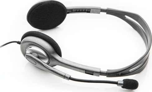 Logitech Stereo Headset H110 | 981-000271 / 981-000459