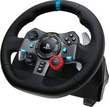 Logitech G29 Driving Force Racing Wheel For Playstation 3 and Playstation 4 | 941-000113