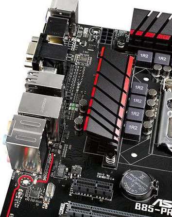 ASUS B85-PRO Intel Graphics New