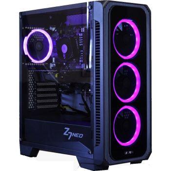 BEST PERFORMANCE Mid-Range Gaming PC( AMD Ryzen 5 3600 4.2 Ghz OC , RTX 3060  12GB Edition, 16GB RAM , 512GB SSD + 1TB HDD , 700W PSU , Wifi Built-in)
