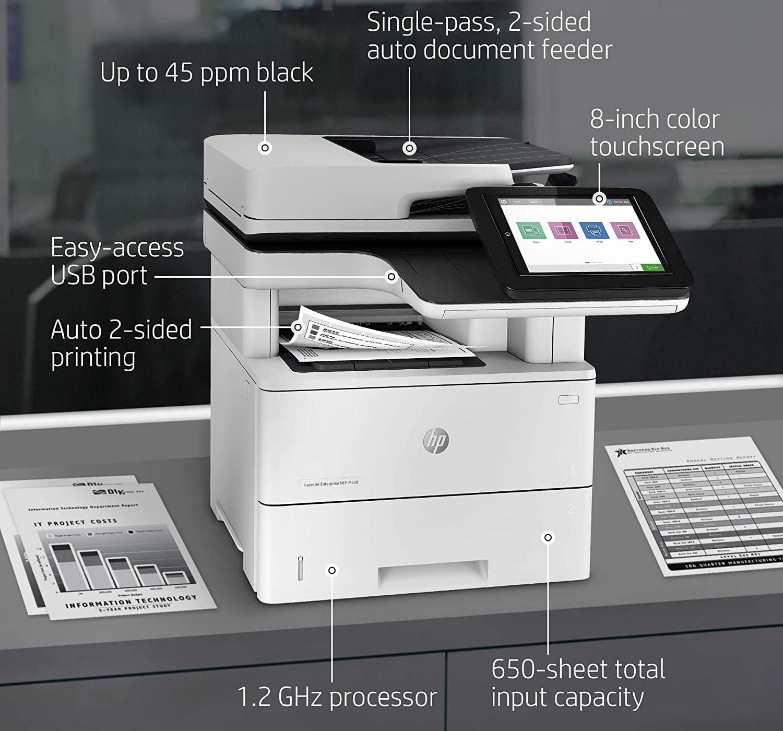 HP Laserjet Enterprise Multifunction M528DN   1PV64A Buy, Best ...