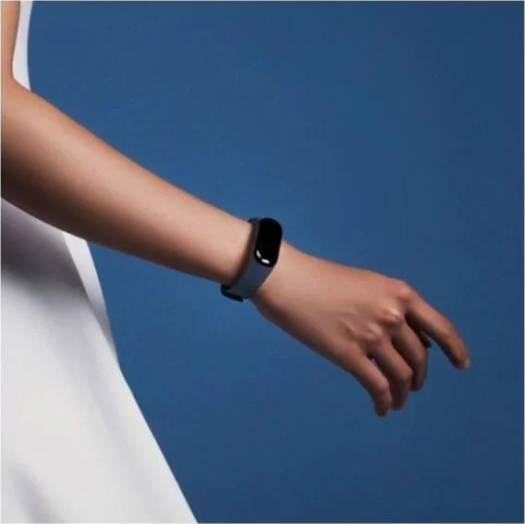 Xiaomi Mi Band 3 Official Global Version, Touch key, 0.78 inch OLED Touch Display, 5ATM Water-Proof | MIBAND3
