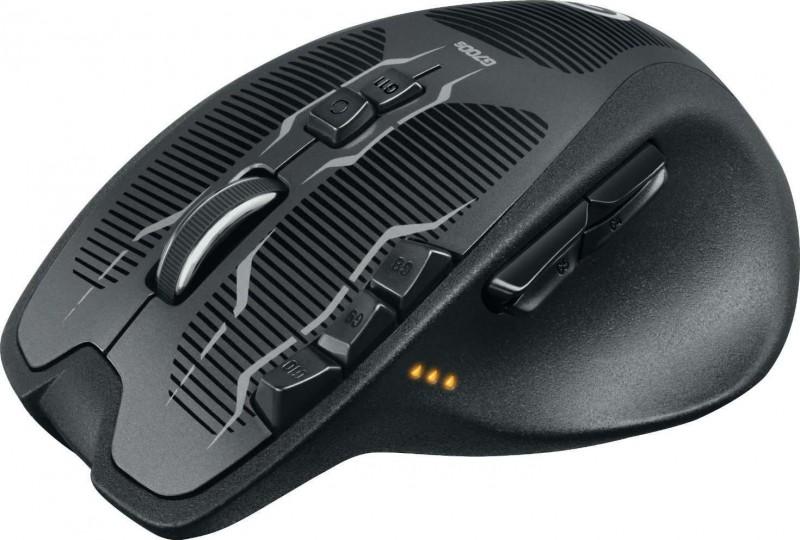 689801483aa Logitech Wireless Performance Combo MX800 Illuminated Wireless Keyboard and  Mouse   920-006242