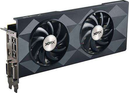 XFX Radeon R9 390 Double Dissipation 8GB Graphics Card R9 390P 8DFS