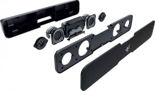 Razer Leviathan - Elite Gaming and Music Sound Bar, Black   RZ05-01260100-R3A1