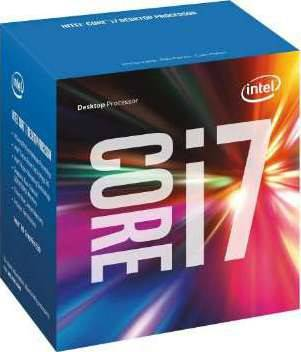 Intel® Core™ i7 6700 Processor  (8M Cache, up to 4.00 GHz) LGA 1151 | BX80662I76700